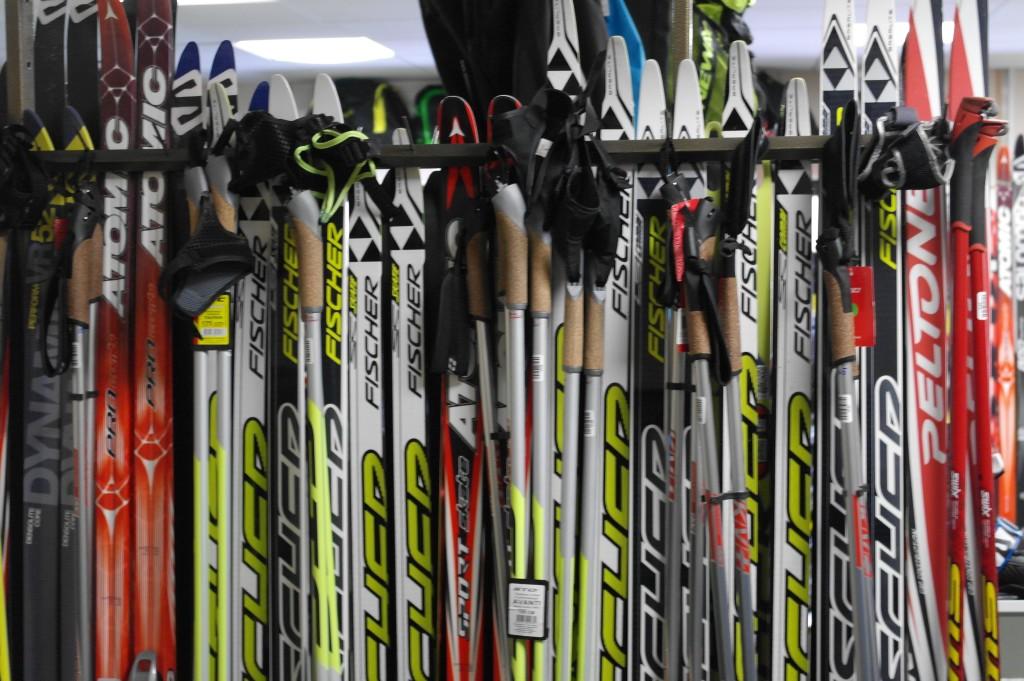 Прокат лыж в Одинцово