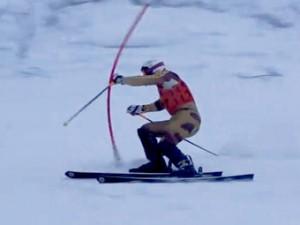 Горные лыжи2