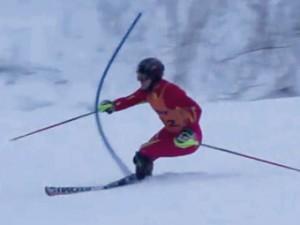 Горные лыжи3