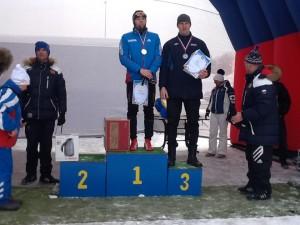 Лыжня Воропаева: награждение