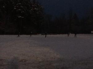 В Одинцово открыли лыжный сезон