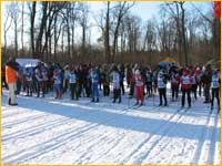 лыжные трассы Подмосковья - лыжная трасса Одинцово