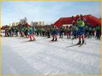 лыжная трасса Битца зона отдыха