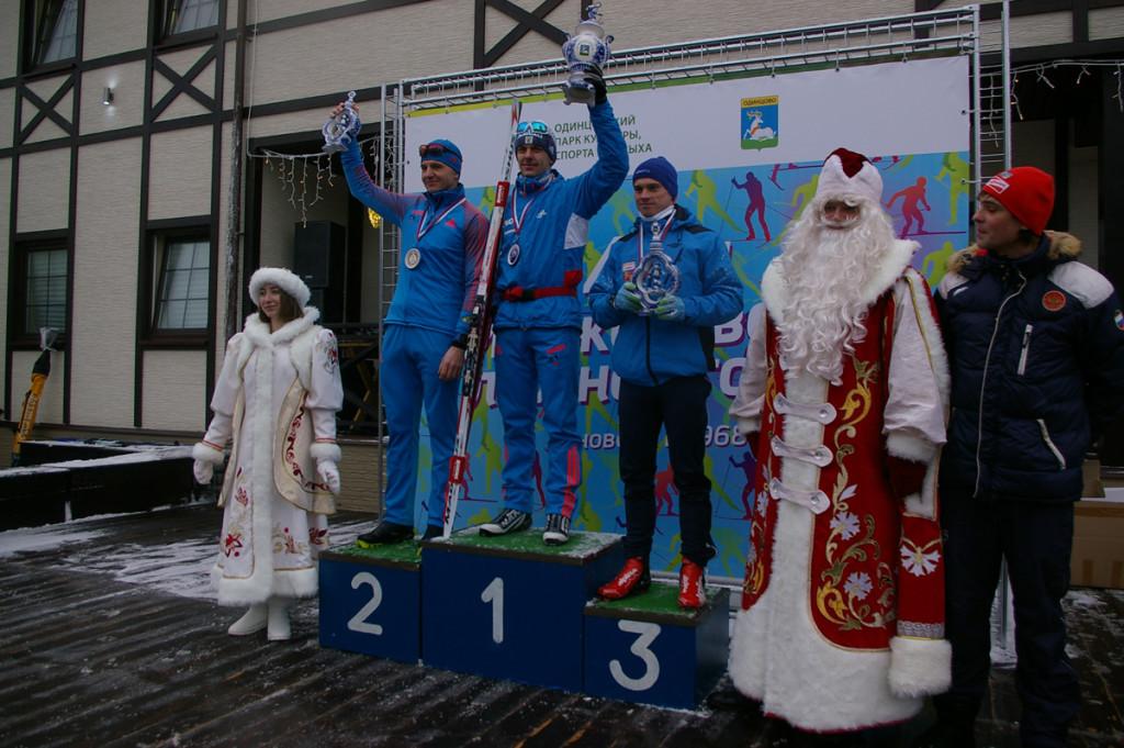 Результаты Манжосовской гонки 2016